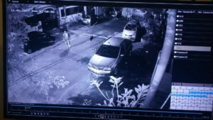 Residents install CCTVs on their own